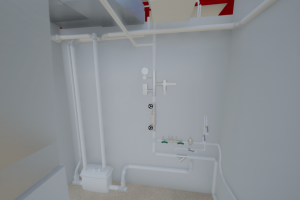 Patient Lavatory-Janitorial_Bathroom Utility