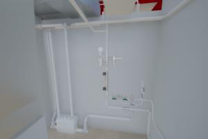Staff Lavatory-Lockers_Bathroom Utility