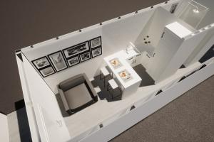 Crew Mod Living Area Overhead