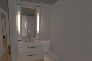 LuxeMod Bathroom