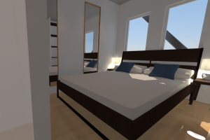 LuxeMod Bedroom 1