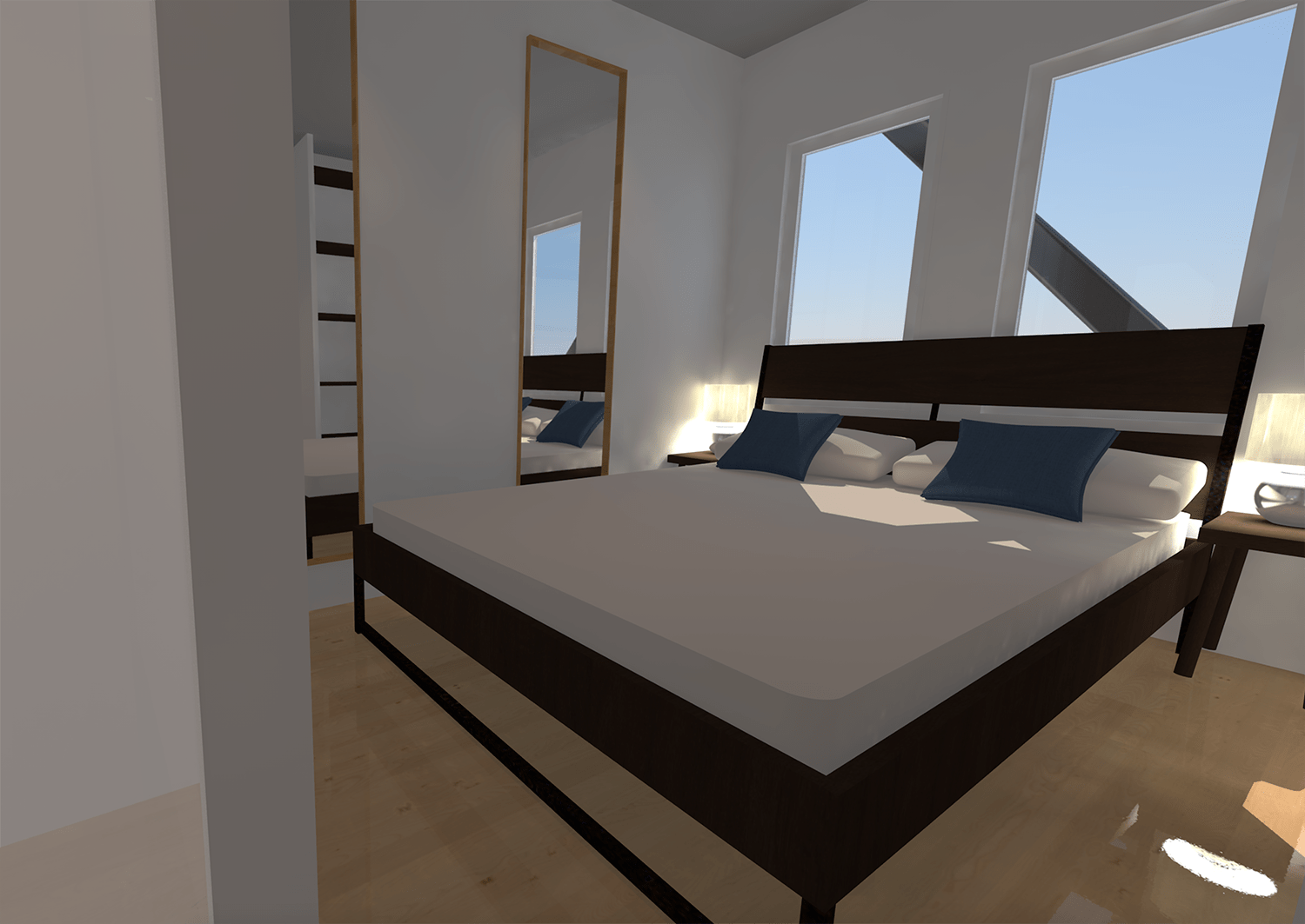 LuxeMod Bedroom 1