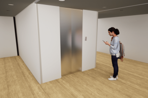 LuxeMod Unit Elevator